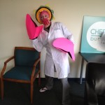 Need a costume contest winner? Why not Zoidberg?